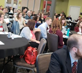 2018 MCDA Careers Conference audience